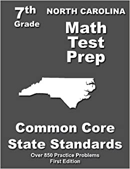 North Carolina 7th Grade Math Test Prep Common Core Learning