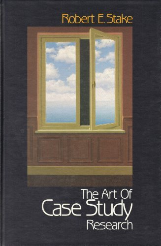 The Art of Case Study Research by Robert E. Stake (1995-04-05)