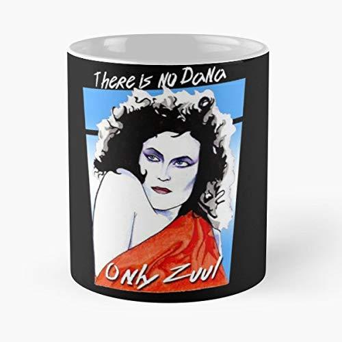80s Ghostbusters Cinema Film - Ceramic Novelty Mugs 11 Oz, Funny Gift