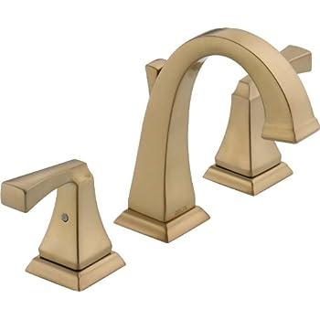 Champagne Bronze Bathroom Faucet. Delta Faucet 3551lf Cz Dryden Two Handle Widespread Bathroom Faucet Champagne Bronze