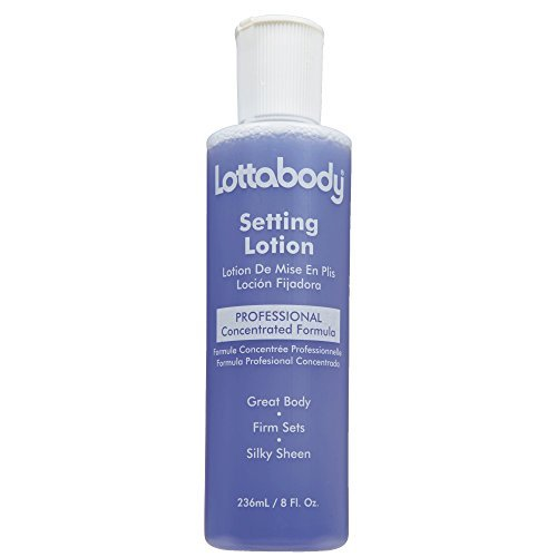 (LOTTABODY Setting Lotion PROFESSIONAL Concentrated Formula 8oz )