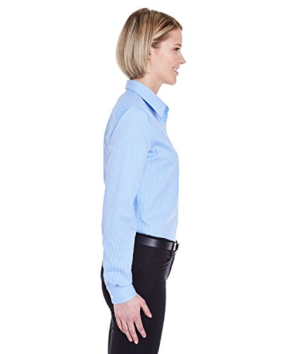 UltraClub - Camisas - para mujer azul claro