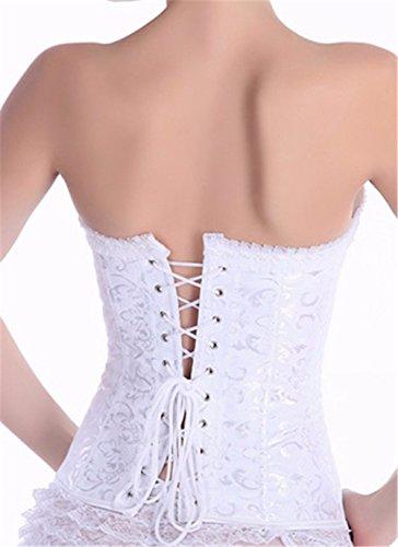 Yall Corset cintura formación cintura delgada faja b