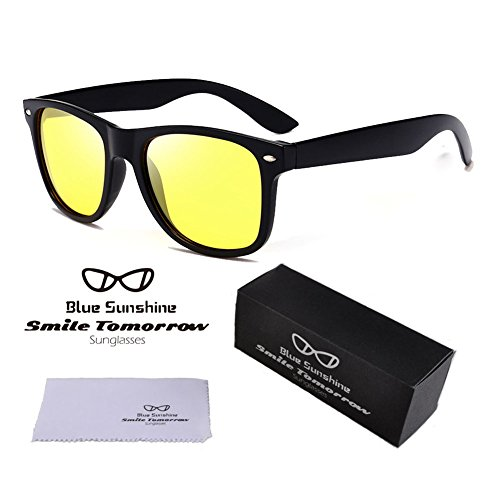 HD Night Driving Glasses Anti Glare Safe Night Vision - As Tv Sunglasses Wrap Around On Seen