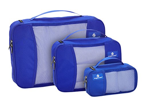 Eagle Creek Travel Gear Luggage, Blue Sea 3 Pack