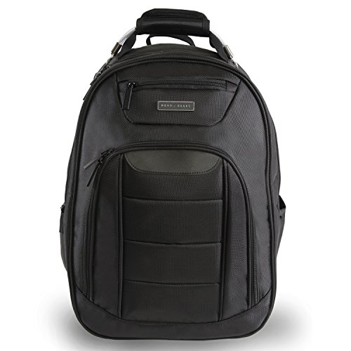 Perry Ellis Men's M327 Business Laptop Backpack with Tablet