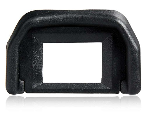 Eoscn 18�� Eye-Piece Eyecup For Canon Slr/Dslr Cameras (Black) Produced by YSK