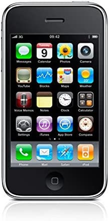 Apple iPhone 3GS 32GB - Smartphone Libre 3G - Negro: Amazon.es ...