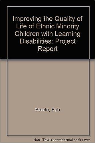 Improving the Quality of Life of Ethnic Minority Children
