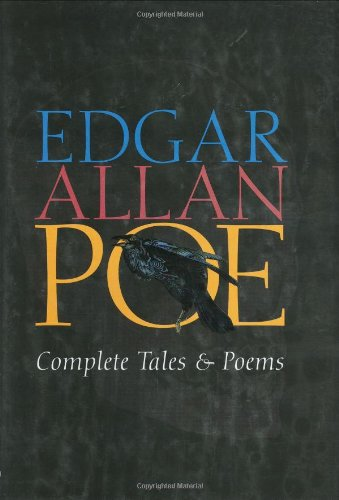 Edgar Allan Poe: Complete Tales and Poems [Edgar Allan Poe] (Tapa Dura)