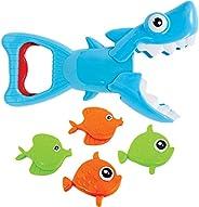 Tubarão Pega Peixinhos, Buba, Colorido
