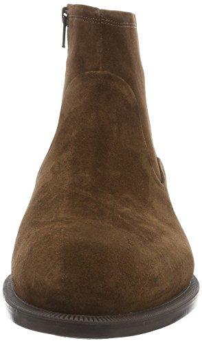 Hudson London Herren Forster Suede Brown Klassische Stiefel Braun (Tan)