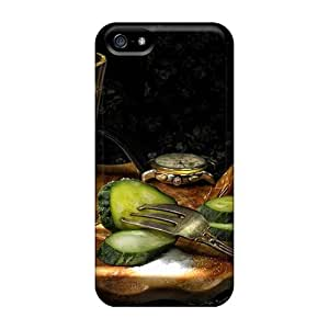 Dana Lindsey Mendez Snap On Hard Case Cover Vodka And Snack Protector For Iphone 5/5s