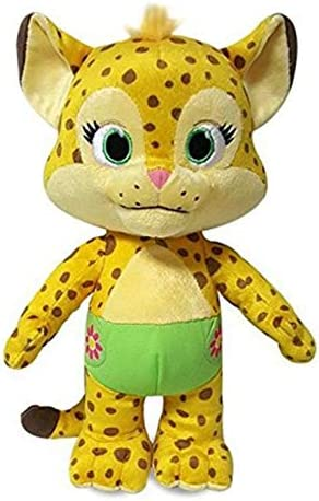 lili-nice Juguete De Peluche Word Party Plush Snap Toys Word Party Lulu, Bailey Franny KIP Panda Wallaby Peluches Peluches 25Cm