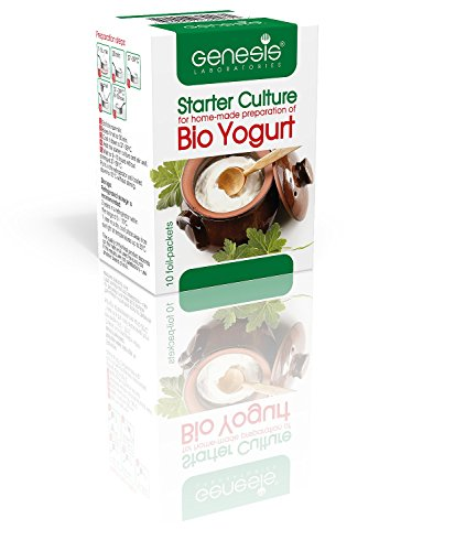 Bulgarian Bio Yogurt Starter Culture - Natural, Home Made - up to 50 liters