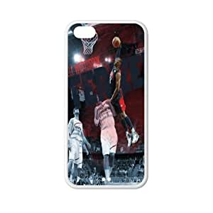 Number 0 Russell Westbrook plastic hard case skin cover for iPhone 5s for you AB686002