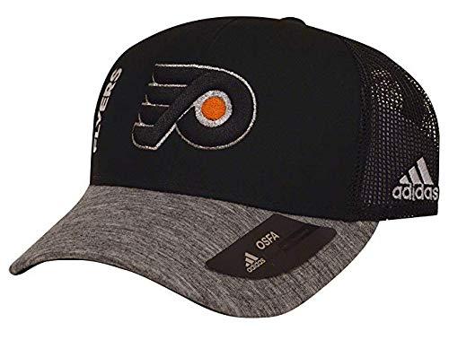 adidas NHL Philadelphia Flyers Start of Season Hat, One Size, Black ()
