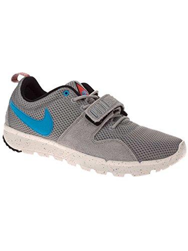 Vivid Nike Grey Wmns Donna Sail Base Sneaker Blue Ii Capri 747Aqrw0