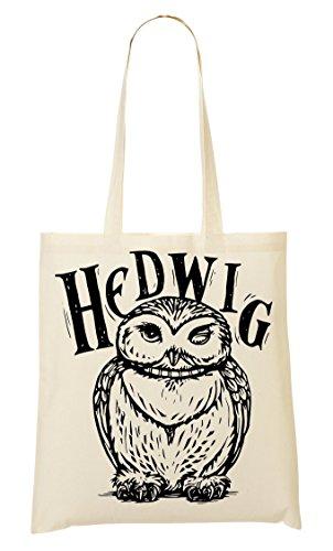 Fourre Harry Tout Sac Illustration Hedwig Owl À Provisions Potter Sac UwCqUAp