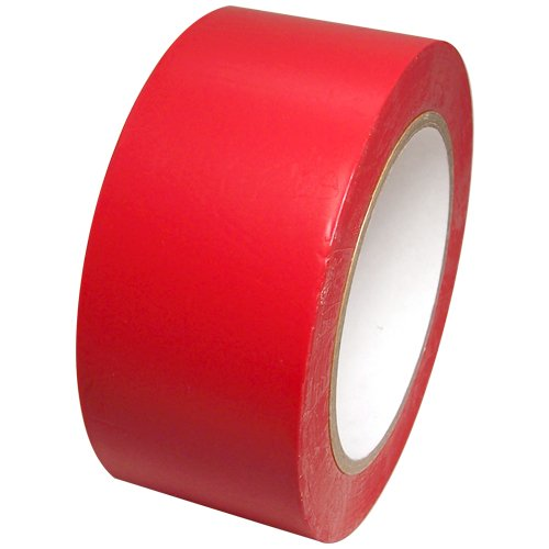 """Vinyl Marking Tape 2"""" x 36 yards several colors to"""