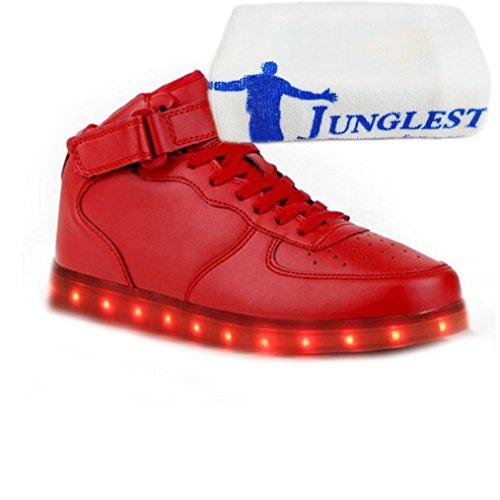 Serviette Baskets Lumin petite junglest® présents Rouge 4AnqYPP
