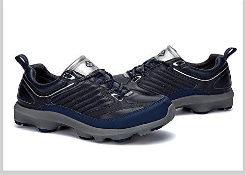senxi Light Exercise Recreational Hiking Shoes 6 color optional Blue sTvWGUaU