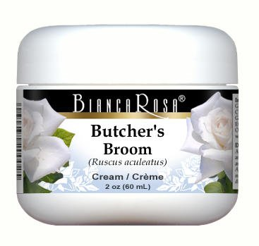 Butcher's Broom - Cream (2 oz, ZIN: 428460)