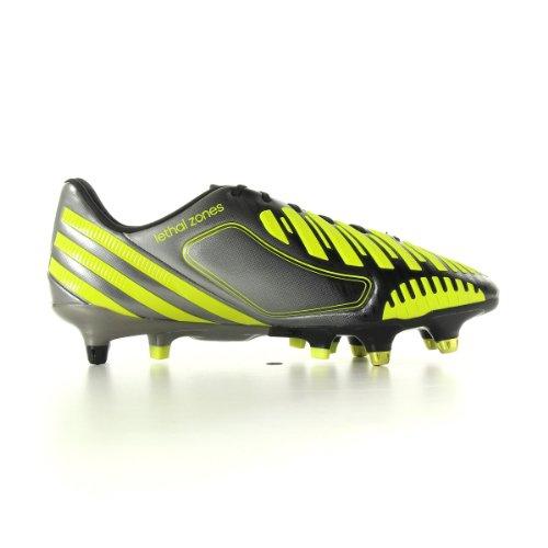 Adidas Predator LZ XTRX SG V20983 Fußballschuhe Stollen Herren Schwarz Gelb