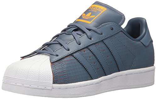 Adidas Originali Mens Superstar Fashion Sneaker Tecink, Tecink, Eqtora