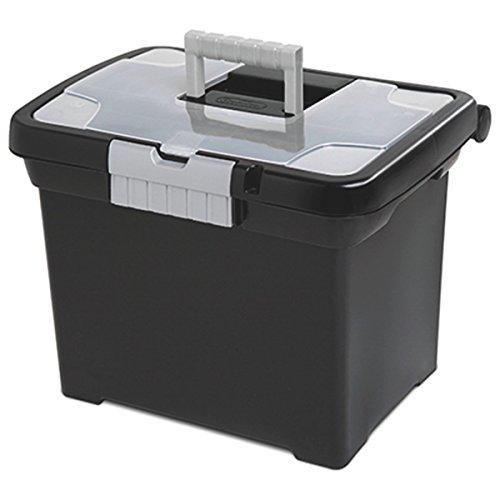 (STERILITE Portable File Box)