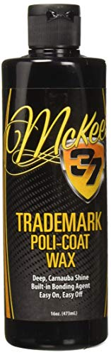 McKee's 37 MK37-750 Trademark Poli-Coat Wax 16 Fluid_Ounces,