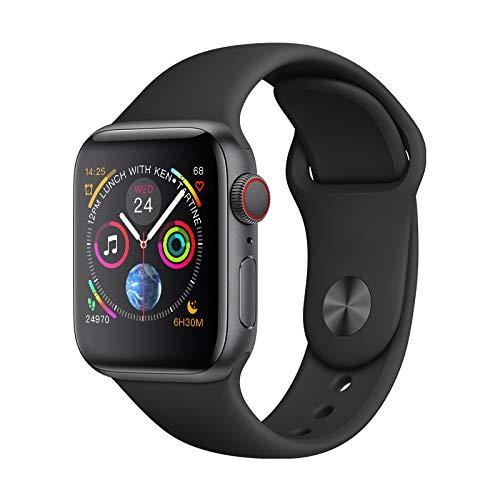 Amazon.com: Vmuvmu Smart Watch Series 4 (GPS + Cellular ...