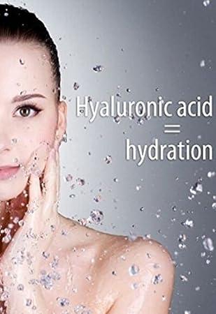 ... Super Suero Anti-Envejecimiento 100% Orgánico, 1oz, Ácido Hialurónico Para La Piel Clínicamente Comprobado- Suero Anti-Arrugas Con Vitamina C + Vitamina ...