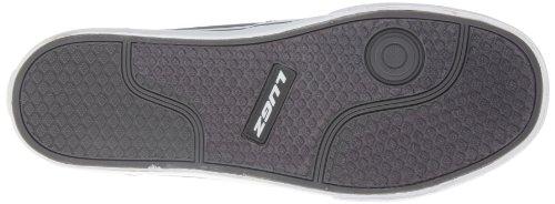 White Lugz Sneaker Vet Charcoal Men's q7YSwB