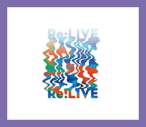 [2020년 8월 18일 발매 예정] 칸쟈니 - Re:LIVE(기간 한정반A) CD+Blu-ray