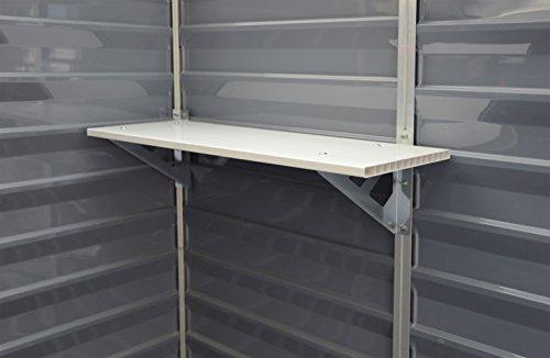 Palram Skylight Shelf Kit, Tan by Palram (Image #2)