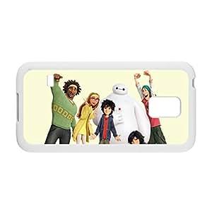Generic For Samsung S5 Mini Plastic Phone Cases For Women Printing Big Hero Choose Design 2