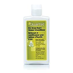 Quartet Whiteboard Cleaner / Conditioner, 8 oz. Bottle (551)