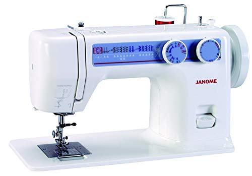 (Janome Treadle Powered Sewing Machine 712T (Renewed))