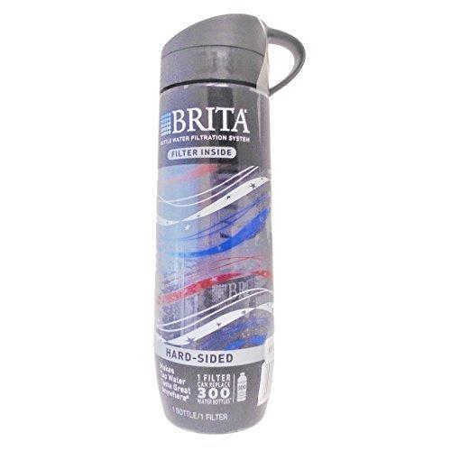 Clorox Sales - Brita 35808 Brita Bottle Hard Sided Blue