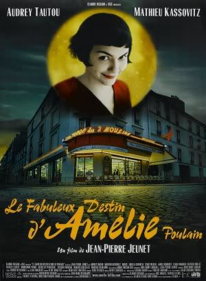 Amelie Audrey Tautou French Movie Film Wall Poster 30cm