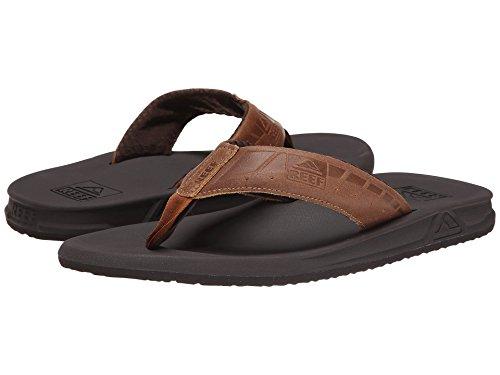 Reef Mens Phantom Sandals Brown-Tan Size 12