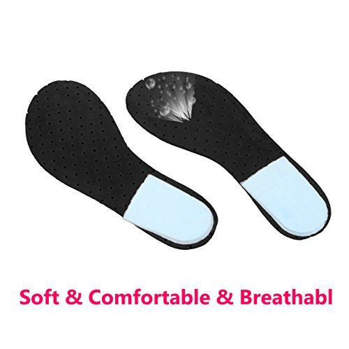 Unisex Barfuß Sport Wasser Haut Schuhe Quick Dry Aqua Socken Beach Surf Surf Yoga Schuhe für Frauen Männer und Kinder Pink-Erwachsener