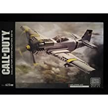 Mega Bloks Collector Series Call Of Duty Collector Construction Sets Air Strike Ace Fighter Plane With Super Poseable Micro Action Figure 45.510614 N, 73592745 W 623 PCS Ages 14+ New In Unopened Box