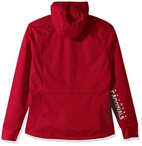 Giii Donne Jacket Cardinale Per Le Shell Tagliare Soft Sue rwqrZtHxB