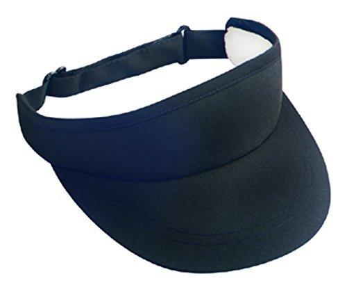 Cotton Twill Visor - Otto Caps Deluxe Cotton Twill Sun Visors