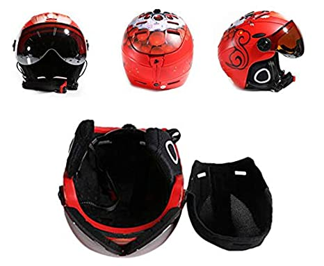 CE Certified Moon Cycling Bike Helmet 21 Vents Black PC//EPS Protective Ride Helmet Adults Kids One Piece Ultra Light Adjustable with Googles Sports Helmet UL