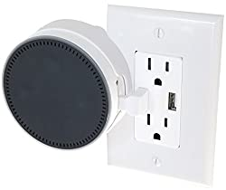 Image of the product The USB Outlet Cover that is listed on the catalogue brand of Mount Genie.