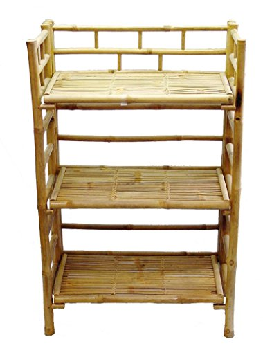 Bamboo Shelf Cabinet by Bamboo