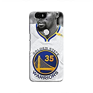 Cover It Up - Golden State Warriors Nexus 6P Hard Case
